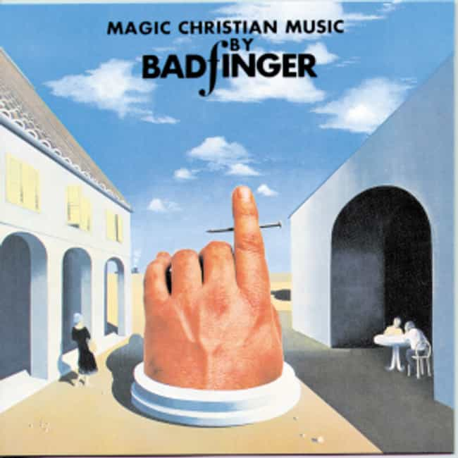 Magic Christian Music is listed (or ranked) 4 on the list The Best Badfinger Albums of All Time