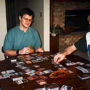 Magic: The Gathering is listed (or ranked) 16 on the list The Nerdiest Things That Will Never Be Cool