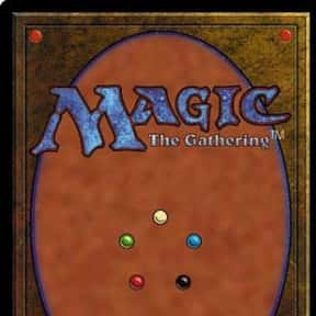 Magic: The Gathering is listed (or ranked) 7 on the list The Most Popular & Fun Card Games