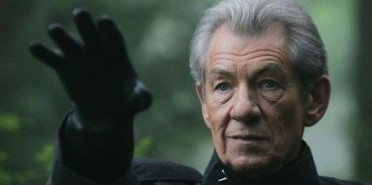 Magneto In 'X-Men'