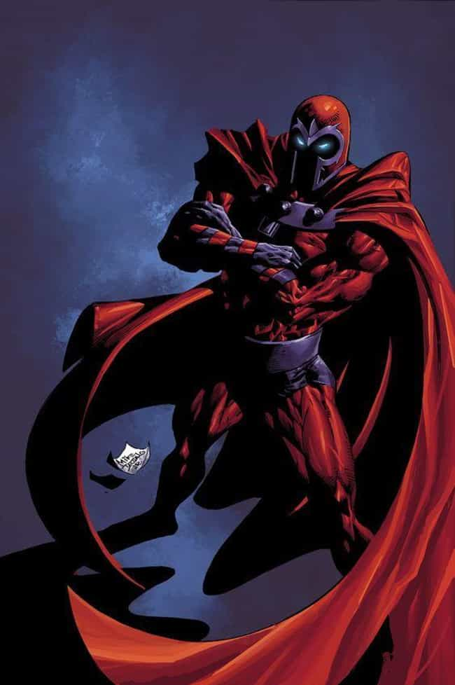 Magneto is listed (or ranked) 1 on the list The Best Archenemies in Marvel Comics