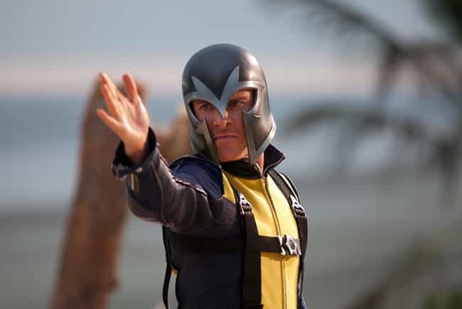 Magneto is listed (or ranked) 2 on the list The Best X-Men Characters of All Time