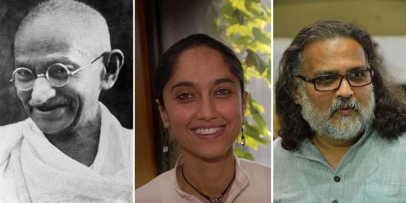 Gandhi's Great-Granddaughter I is listed (or ranked) 2 on the list Here Are The Modern Descendants Of History's Most Famous Assassination Victims