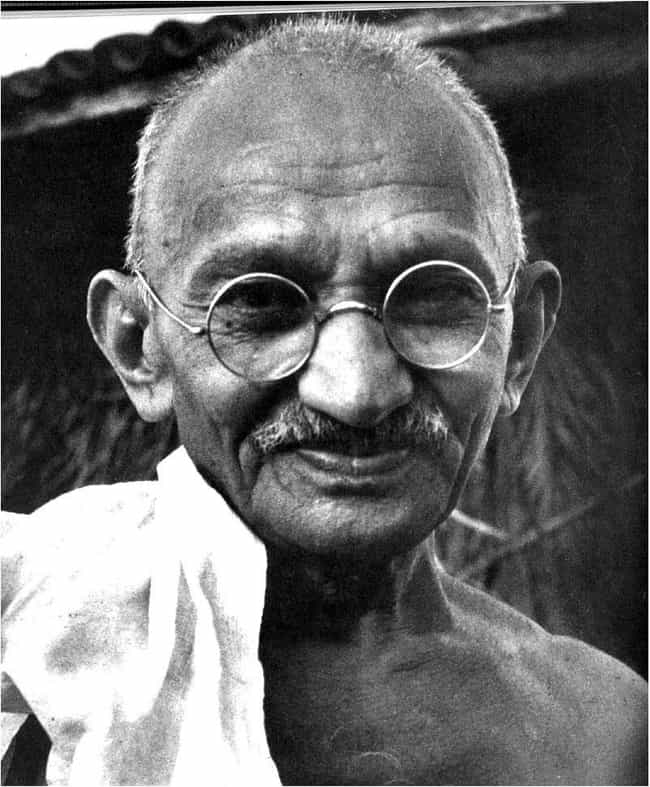 Mahatma Gandhi is listed (or ranked) 1 on the list 30+ Famous People of Indian Descent