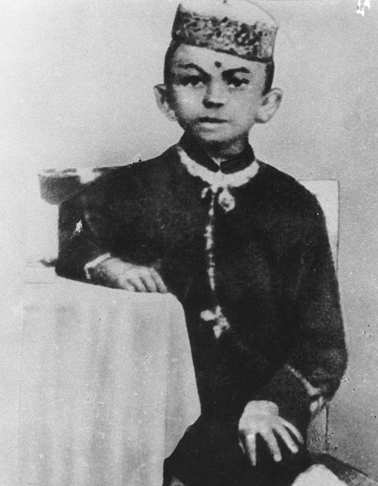 Mohandas Gandhi Was 'Restless' is listed (or ranked) 4 on the list Firsthand Descriptions Of Historical Figures As Children