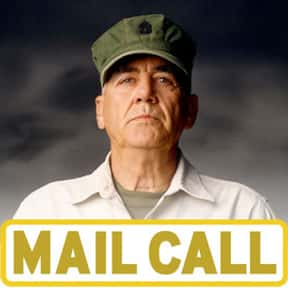 Mail Call is listed (or ranked) 24 on the list The Best Military TV Shows