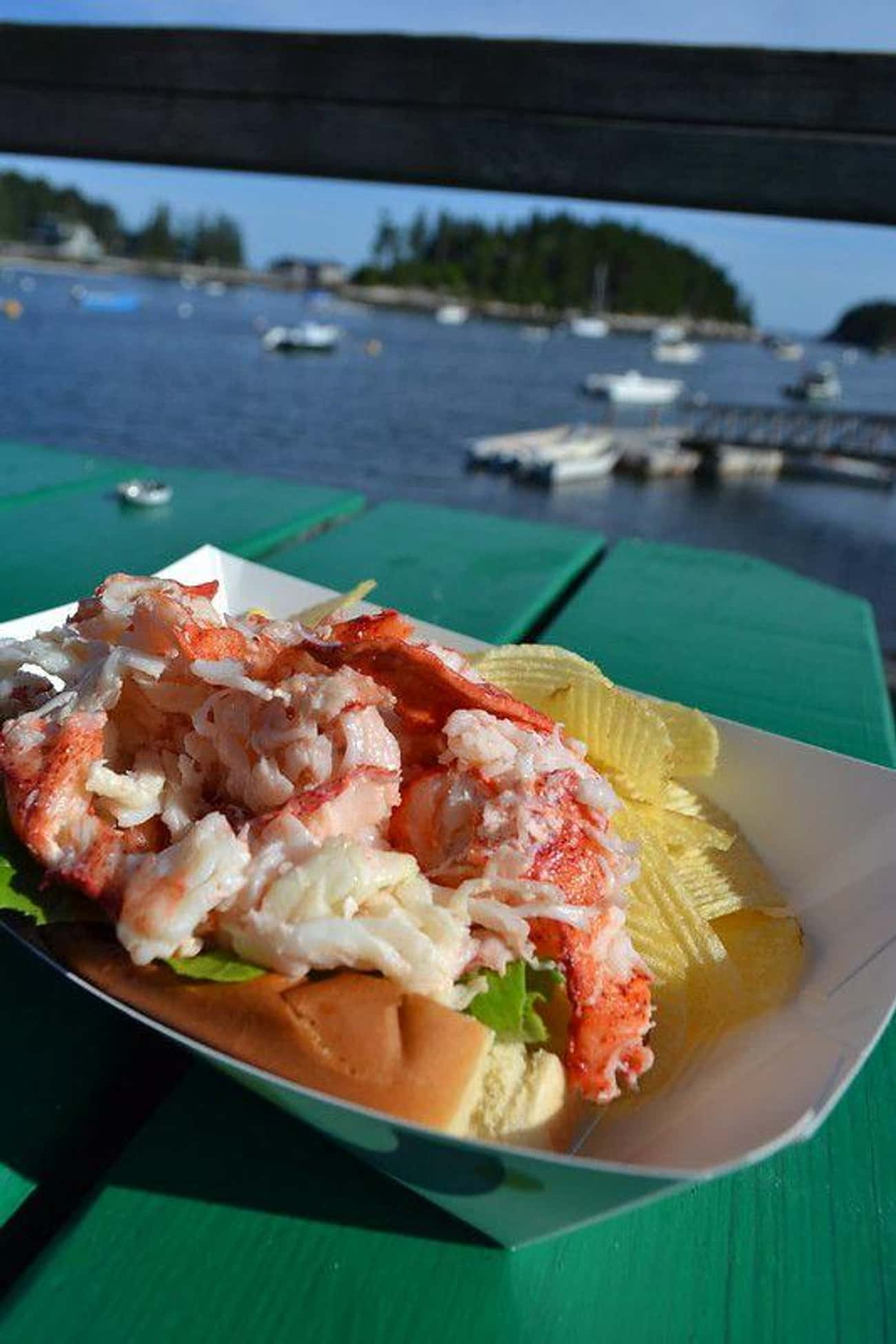 Maine - Lobster Roll