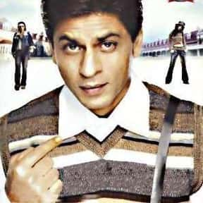 I am Here is listed (or ranked) 18 on the list The Best Shah Rukh Khan Movies