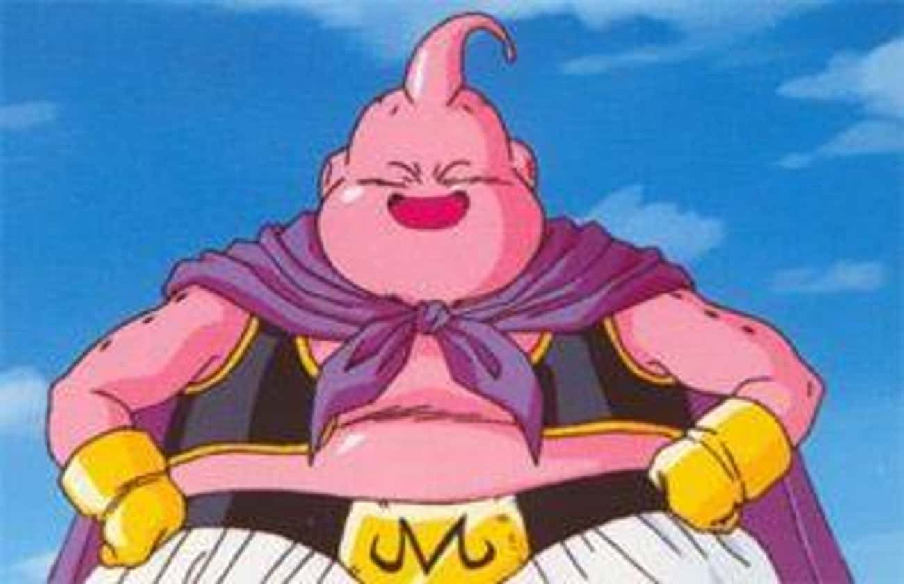 Majin Buu is listed (or ranked) 4 on the list Ranking The Greatest DBZ Villains of All Time