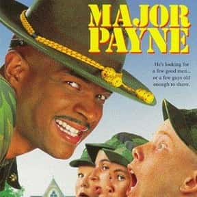 Major Payne is listed (or ranked) 5 on the list The Best Black Comedy Movies of the '90s