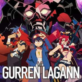 Gurren Lagann is listed (or ranked) 16 on the list The Best Action Anime On Netflix