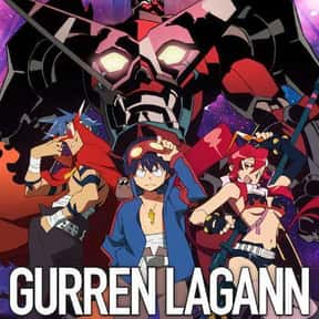 Gurren Lagann is listed (or ranked) 21 on the list The Best Comedy Anime On Netflix