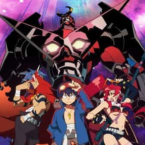 Gurren Lagann is listed (or ranked) 10 on the list 20 Anime That Can Change Your Life Forever