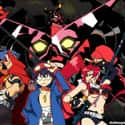 Gurren Lagann is listed (or ranked) 45 on the list The Best Anime Series of All Time