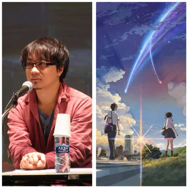 Makoto Shinkai is listed (or ranked) 2 on the list The 15 Greatest Anime Directors Of All Time