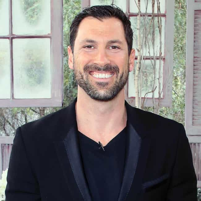 Maksim Chmerkovskiy is listed (or ranked) 2 on the list Kate Upton Loves and Hookups