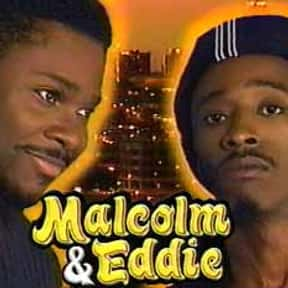 Malcolm & Eddie is listed (or ranked) 19 on the list The Greatest Black Sitcoms of the 1990s