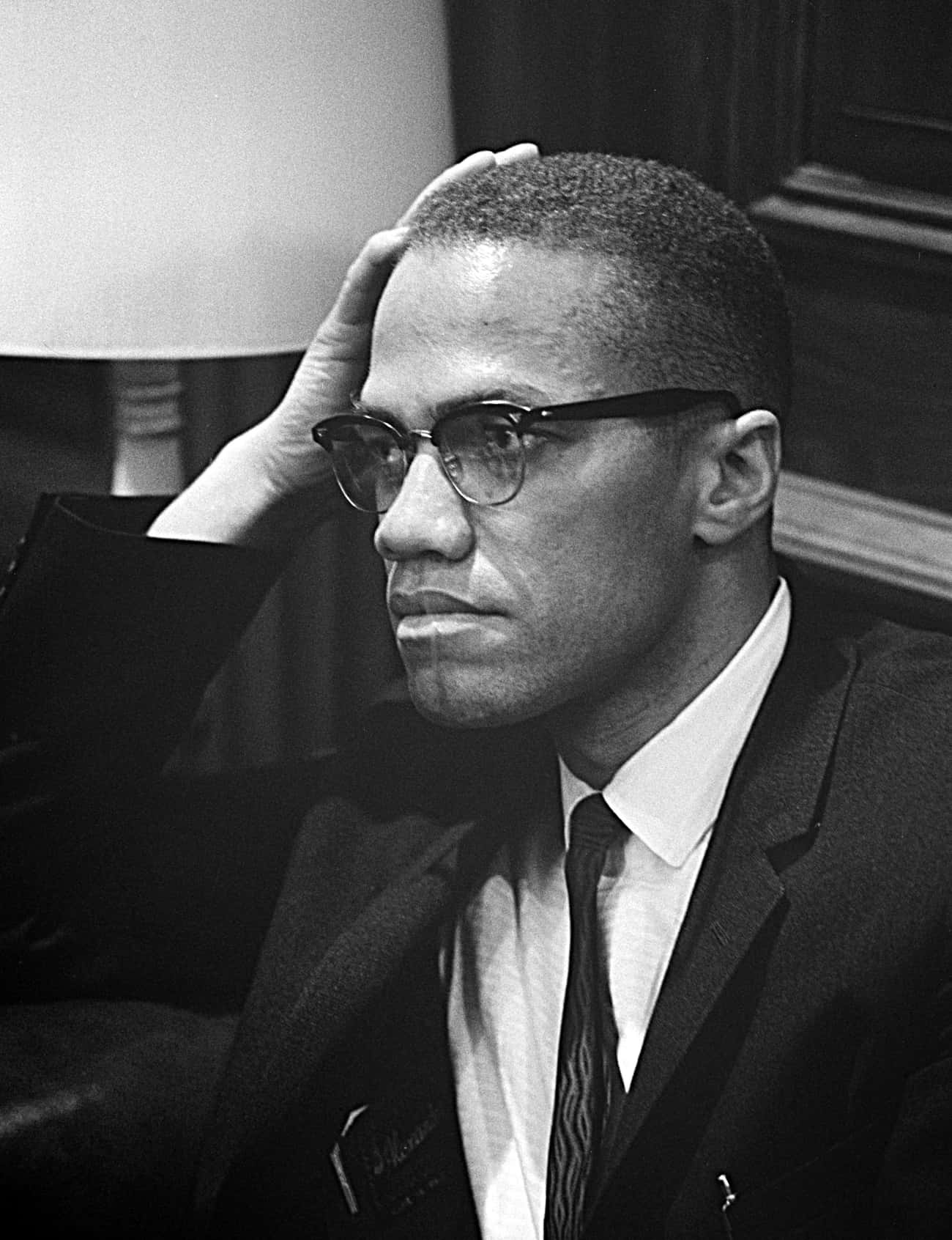 Malcolm X is listed (or ranked) 4 on the list 19 Celebrities Who Were Orphaned As Children