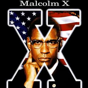 Malcolm X is listed (or ranked) 19 on the list The Best Black Movies Ever Made, Ranked