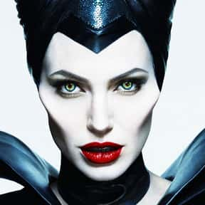 Maleficent is listed (or ranked) 4 on the list The Best Female Film Characters Whose Names Are in the Title