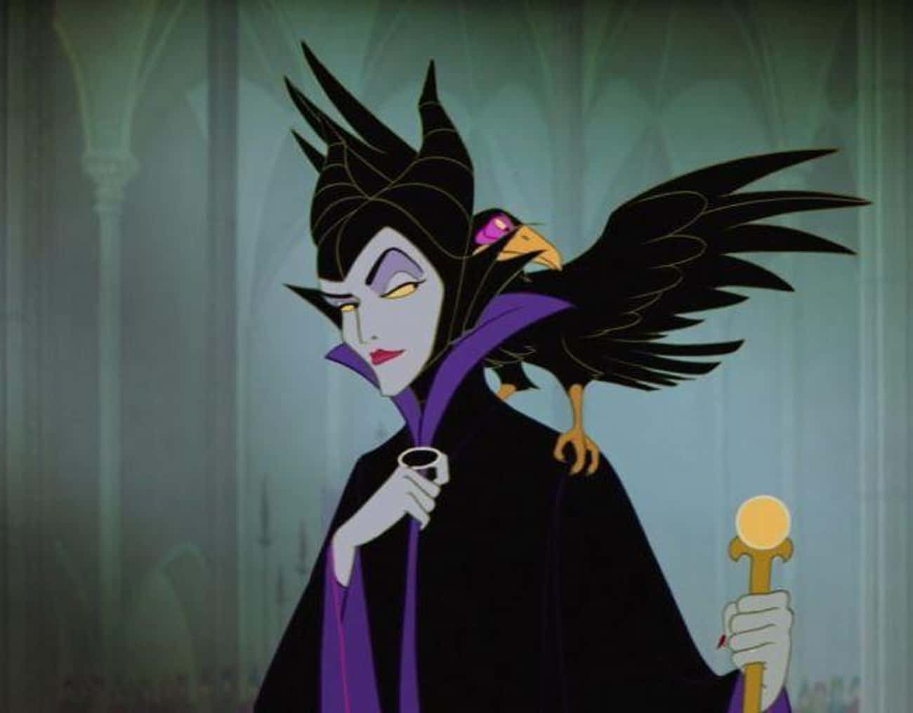 Maleficent, 'Sleeping Beauty' is listed (or ranked) 4 on the list The Most On-The-Nose Character Names In Movie History