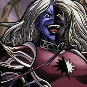 Malekith the Accursed is listed (or ranked) 5 on the list The Best Thor Villains, Foes, and Enemies of All Time