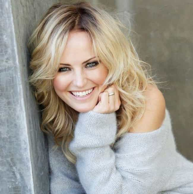 Malin Åkerman is listed (or ranked) 2 on the list 10 Celebrities You Didn't Know Have Webbed Feet And Toes