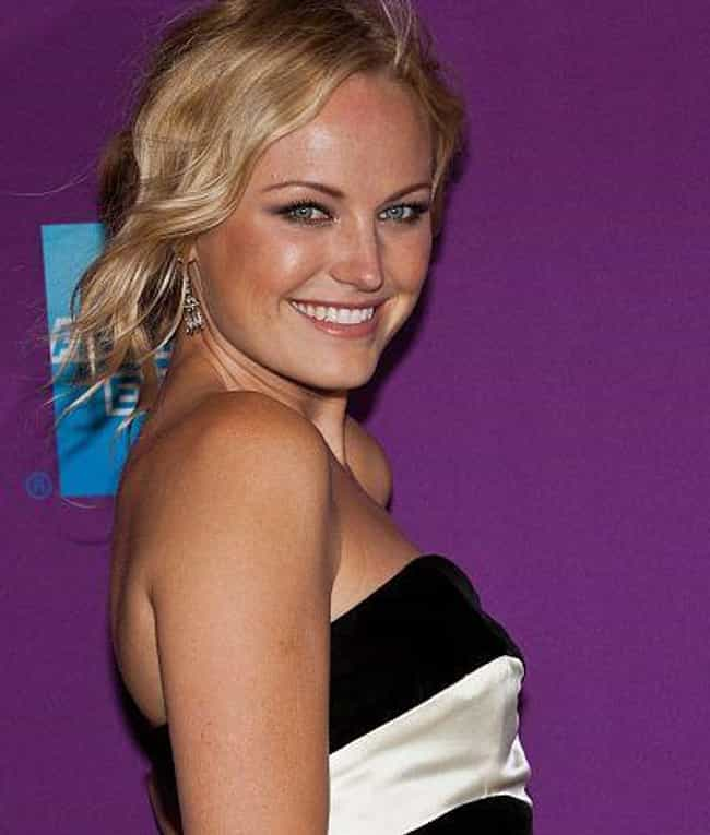 Malin Åkerman is listed (or ranked) 2 on the list 8 Celebrities You Didn't Know Have Webbed Feet And Toes