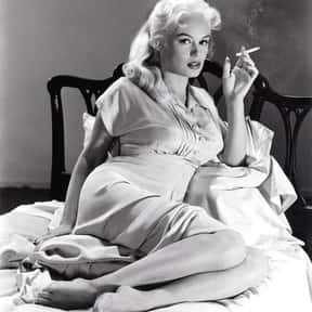 Mamie Van Doren is listed (or ranked) 16 on the list The Most Beautiful Pin-Up Girls of the '60s