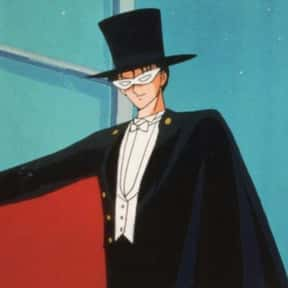 Tuxedo Mask is listed (or ranked) 13 on the list 30+ Anime Characters With Secret Identities