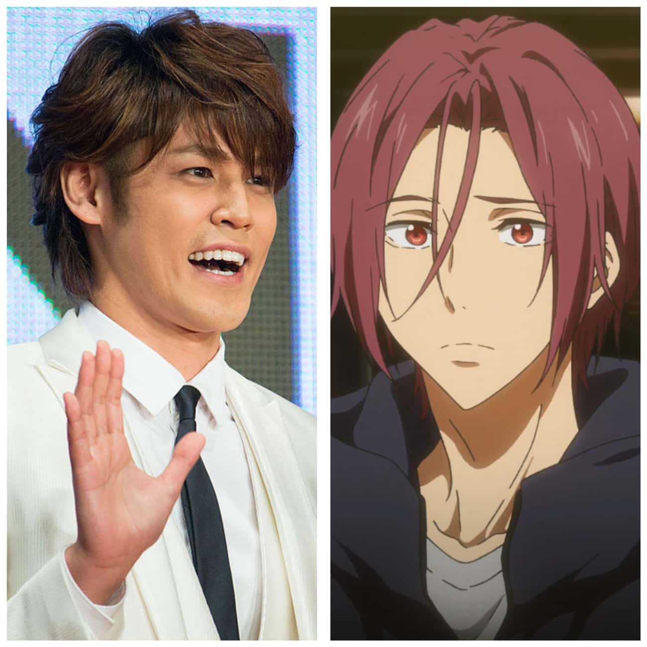 Mamoru Miyano is listed (or ranked) 3 on the list The 15 Greatest Japanese Voice Actors In Anime History