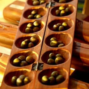 Mancala is listed (or ranked) 23 on the list The Best Classic Board Games