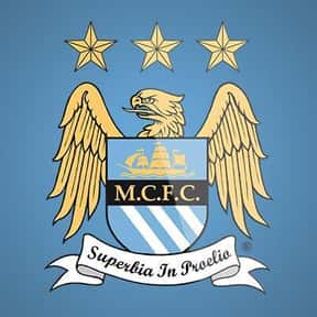 Manchester City F.C. is listed (or ranked) 6 on the list The Best Current Soccer (Football) Teams