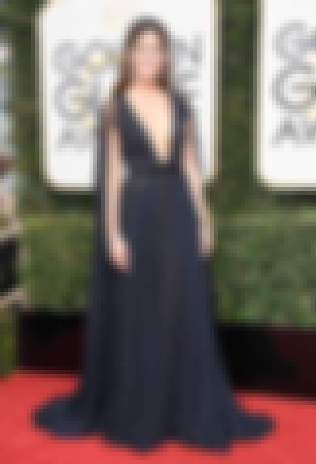Mandy Moore is listed (or ranked) 4 on the list Hottest Dresses on the Red Carpet at the 2017 Golden Globes