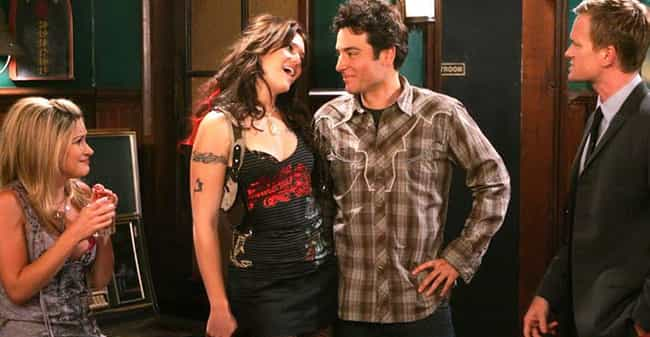 Mandy Moore is listed (or ranked) 5 on the list People You Forgot Guest Starred on How I Met Your Mother