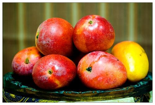 Random Best Tropical Fruits