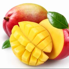 Mango is listed (or ranked) 10 on the list The Best Antioxidant Foods