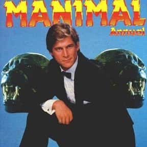 Manimal is listed (or ranked) 14 on the list The Best 1980s Fantasy TV Series