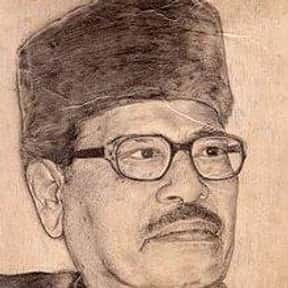 Manna Dey is listed (or ranked) 17 on the list The Greatest Singers of Indian Cinema