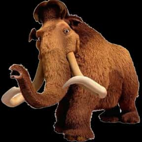 Manny is listed (or ranked) 5 on the list The Best Characters in the Ice Age Series, Ranked
