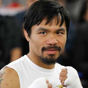 Manny Pacquiáo is listed (or ranked) 1 on the list The Best Boxers of the 21st Century