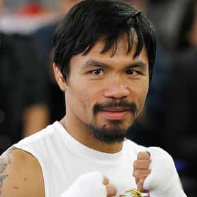 Manny Pacquiáo is listed (or ranked) 6 on the list The Best Boxers of the 20th Century