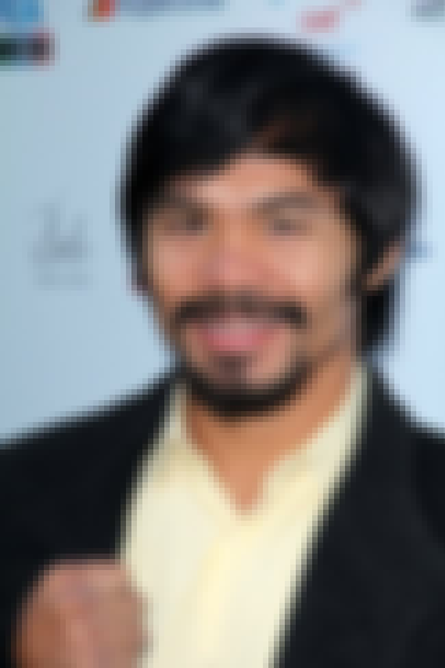 Manny Pacquiáo is listed (or ranked) 2 on the list 13 Athletes Who Are (Allegedly) in the Illuminati