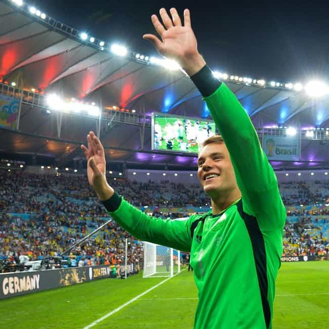 Manuel Neuer is listed (or ranked) 2 on the list The Best Bayern Munich Goalkeepers Of All Time