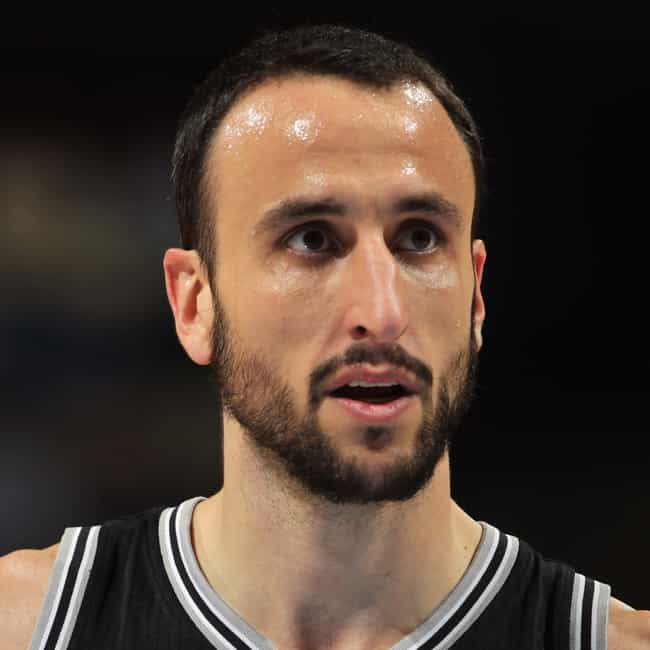 Manu Ginóbili is listed (or ranked) 1 on the list NBA Players Who Retired In 2018