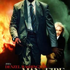 Man on Fire is listed (or ranked) 5 on the list The Best Thriller Movies with a Kidnapping