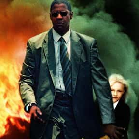 Man on Fire is listed (or ranked) 5 on the list The Best Denzel Washington Movies