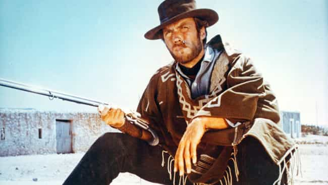 Man with No Name is listed (or ranked) 1 on the list Which Fictional Wild West Gunslinger Would Win In A Free-For-All Shootout?