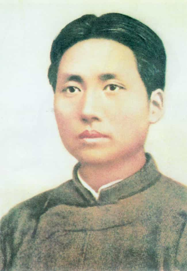 Mao Zedong is listed (or ranked) 2 on the list The Most Surprising Jobs Held By People Who Later Became World Leaders