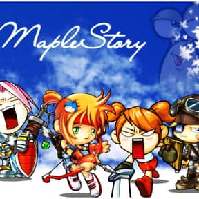 MapleStory is listed (or ranked) 19 on the list The Best Free to Play MMORPG Games of All Time